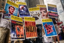 Broadway Flea Market and Grand Auction - Shopping Event | Flea Market | Musical | Play in New York.