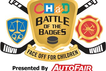 CHaD Battle of the Badges All-Star Hockey Championship - Ice Hockey | Sports | Winter Sports | Benefit / Charity Event in Boston.
