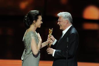 Deutscher Filmpreis (German Film Awards) - Awards Show Event in Berlin.