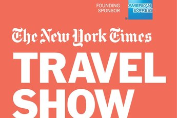 New York Times Travel Show - Trade Show in New York.