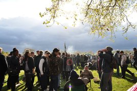 420 Day 2015 in London