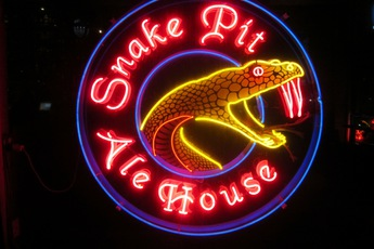 Snake Pit Ale House - TEMPORARILY CLOSED - Dive Bar in Los Angeles.