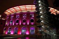 Cúpula de las Arenas  - Arena in Barcelona.
