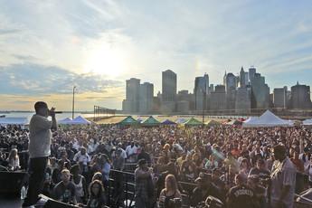 Brooklyn Hip-Hop Festival - Music Festival in New York.