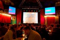 Boom Chicago - Comedy Club in Amsterdam.