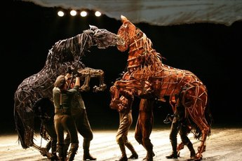 War Horse - Play in Los Angeles.
