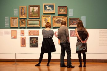 Beauty in Abundance: Highlights from the print collection of the Van Gogh Museum - Art Exhibit in Amsterdam.