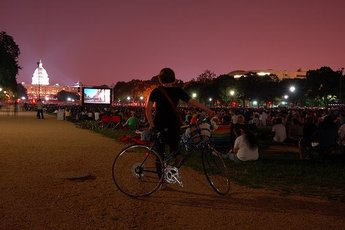 DC Screen on the Green - Film Festival | Movies in Washington, DC.