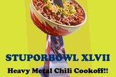The 5th Annual Stupor Bowl Heavy Metal Chili Cookoff - Food & Drink Event | Party in San Francisco.