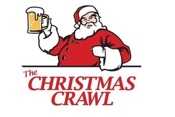 Christmas Crawl | DC | Dec | Bar Crawl | Party Earth
