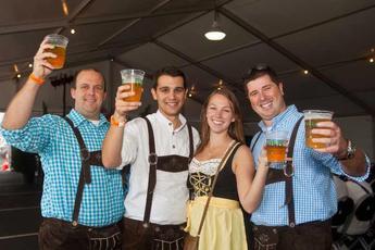 Newport International Oktoberfest - Cultural Festival | Community Festival | Beer Festival in Boston.