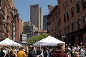 Taste of Tribeca - Food & Drink Event in New York.