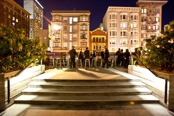 Jones - Restaurant | Rooftop Bar in San Francisco.