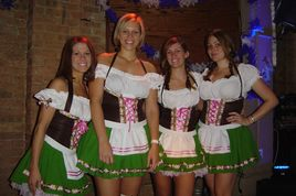 Oktoberfest 2014 in Chicago