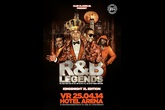 R&B Legends King's Night XL Edition - Party | Club Night in Amsterdam.