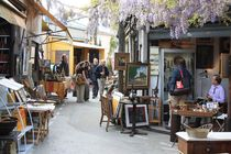 Les Puces de Saint-Ouen - Flea Market | Outdoor Activity in Paris.