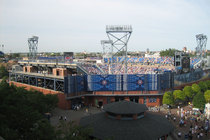 Louis Armstrong Stadium (Flushing, NY) - Stadium in New York.