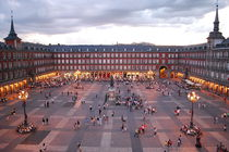 Plaza Mayor - Landmark | Outdoor Activity | Square in Madrid.