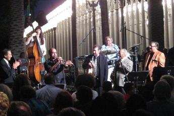 LA Jazz Treasure Award - Awards Show Event   Concert in Los Angeles.