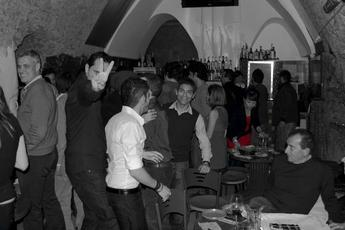 International Party at Grotta Pinta - Club Night | Party in Rome.