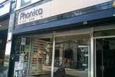 Phonica Records - Shopping Area in London