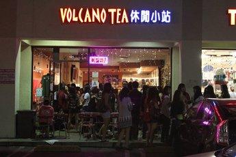 Volcano Tea House, Santa Monica / Westside, Los Angeles | Party Earth