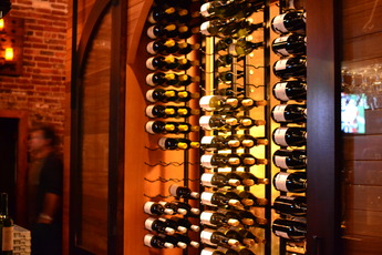 District - Lounge | Wine Bar in San Francisco.