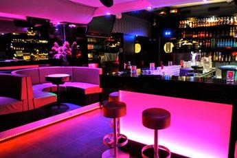 Ibiza lounge club cocktail bar lounge nightclub in amsterdam