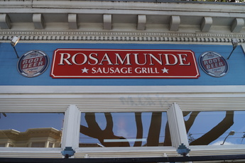Rosamunde Sausage Grill - Restaurant in San Francisco.