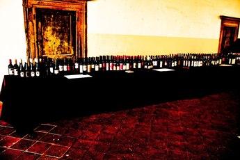 Anteprima Vini Della Costa Toscana - Wine Festival in Florence.