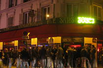 Le Sans Souci - Café | Dive Bar in Paris.