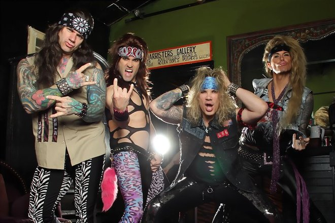 Photo of Steel Panther