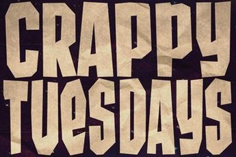 Crappy Tuesdays - Party in Barcelona.