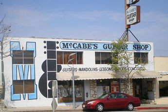 McCabe&#x27;s - Live Music Venue in Los Angeles.