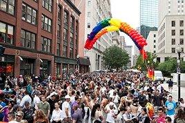 Gay Pride 2015 in Boston