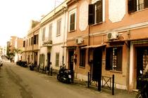 Pigneto, Rome.