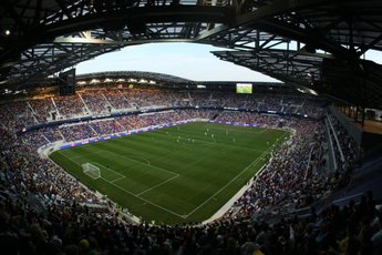 Red Bull Arena (Harrison, NJ) - Arena in New York.