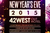 New Year's Eve 2015 at 42 West - Party | Holiday Event in New York.
