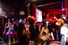 Cat Club - Bar   Club in San Francisco.