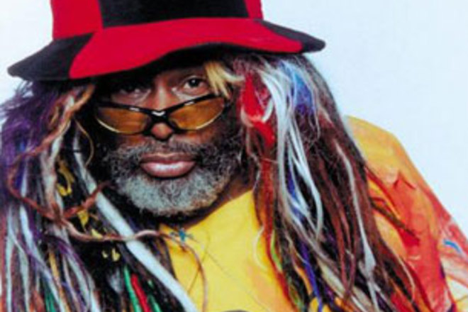 Photo of George Clinton &amp; Parliament Funkadelic