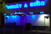 Whisky  Gogo - Club in French Riviera.