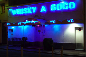 Whisky à Gogo - Club in French Riviera.