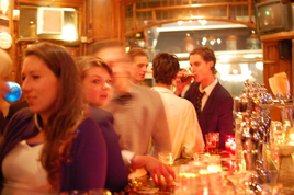 Café De II Prinsen - Brown Bar in Amsterdam.