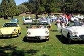 The Orinda Classic Car Show Weekend - Expo in San Francisco.