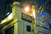 The Sun - Pub in London.