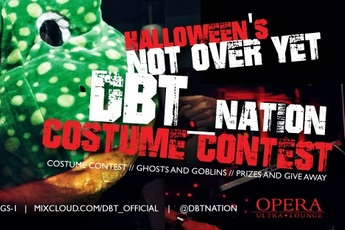 Opera Saturdays: Halloween's Not Over Yet with DBT - Party | DJ Event in Washington, DC.