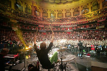 Royal Albert Hall - Concert Venue in London.