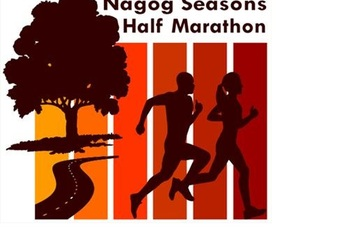 Nagog Seasons Half Marathon & 5K - Running in Boston.