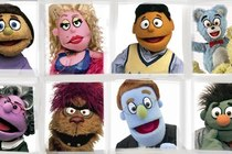 Avenue Q - Musical in New York.