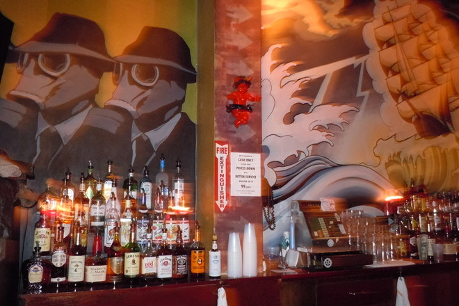 Great Bar Art Around The World - 5 of 10